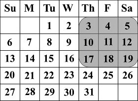 trik kalender