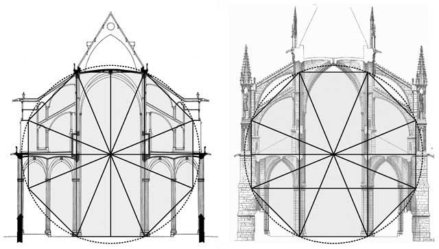 10 Contoh Geometri Dalam Kehidupan Sehari-hari